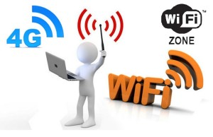 Pengetahuan Singkat Wireless Internet Connection