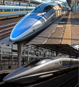 JR500 Shinkansen Japan