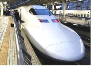 Shinkansen Nozomi Japan