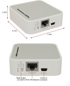 TP-Link Portable 3G