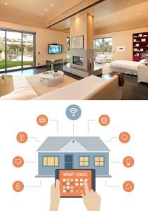 Rumah Dengan Konsep Smart Home
