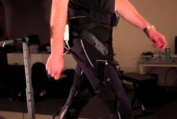 Exosuit, Pakaian Canggih Untuk Mobilitas Tinggi