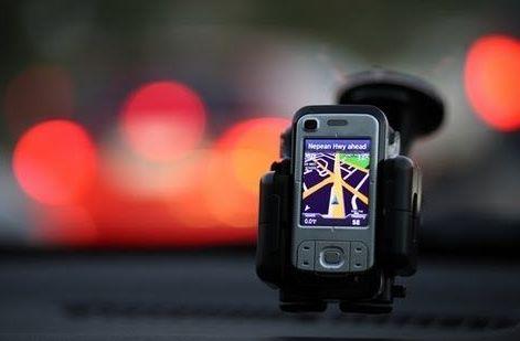 aplikasi teknologi GPS dalam kehidupan sehari-hari