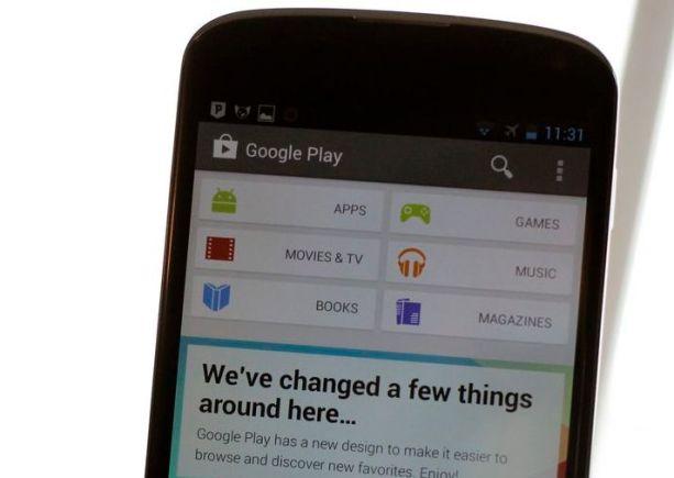Bagaimana memperbaiki Google Play Store 2