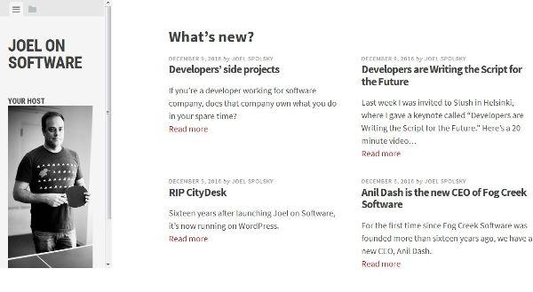 Blog programming yang menarik