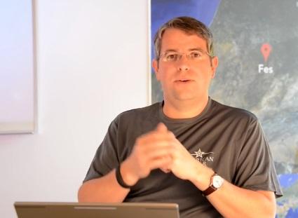 Matt Cutts, Google's head of search spam