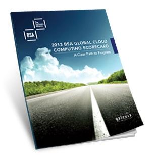 2013 BSA Global Cloud Computing Score Card