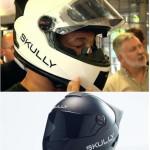 Helm Pintar Skully