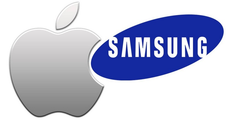 Samsung Dan Apple Smarthphone