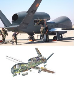 Drone Global Hawk