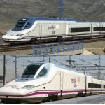 Kereta Api AVE - Spain