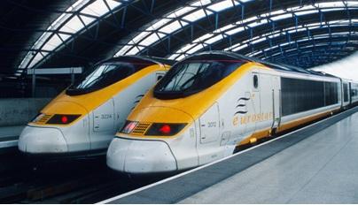 Kereta Api Eurostar