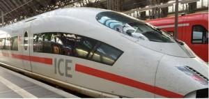 Kereta Api ICE - Germany