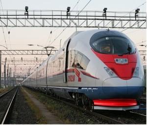 Kereta Api Russian Railways - Russia