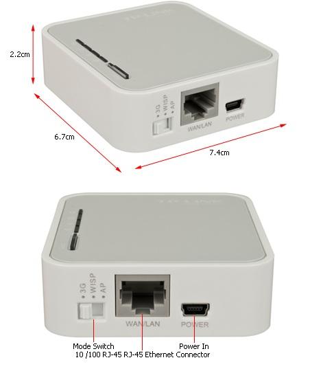 TP-Link Portable 3G