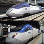 Teknologi Kereta Api KTX - South Korea