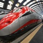 Teknologi Kereta Api TAV - Italy