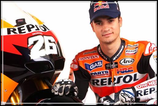 Dani Pedreosa Pembalap MotorGP Profil_4