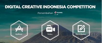 Digital Creative Indonesia Competition