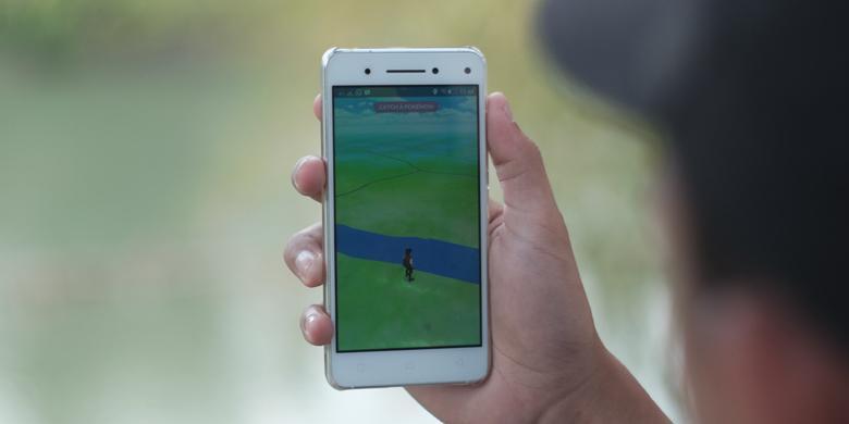 Gadget Teknologi Pokemon Go