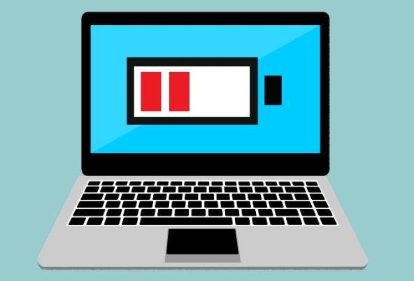 Cara memperbaiki baterai laptop yang cepat habis