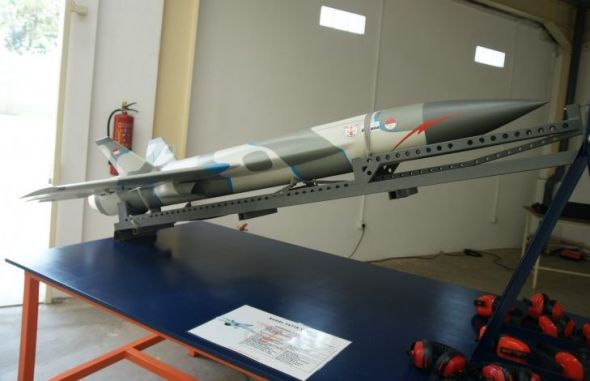 Teknologi rudal Indonesia 2