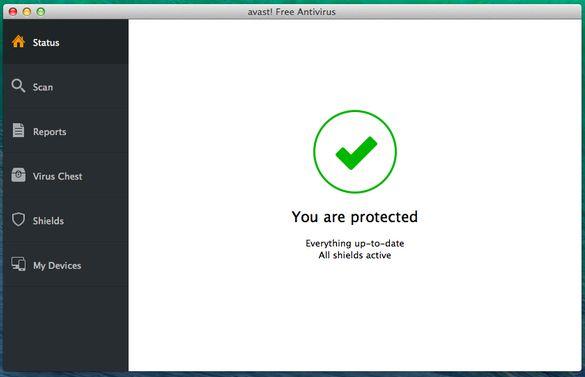 Antivirus gratis untuk MacOS 2